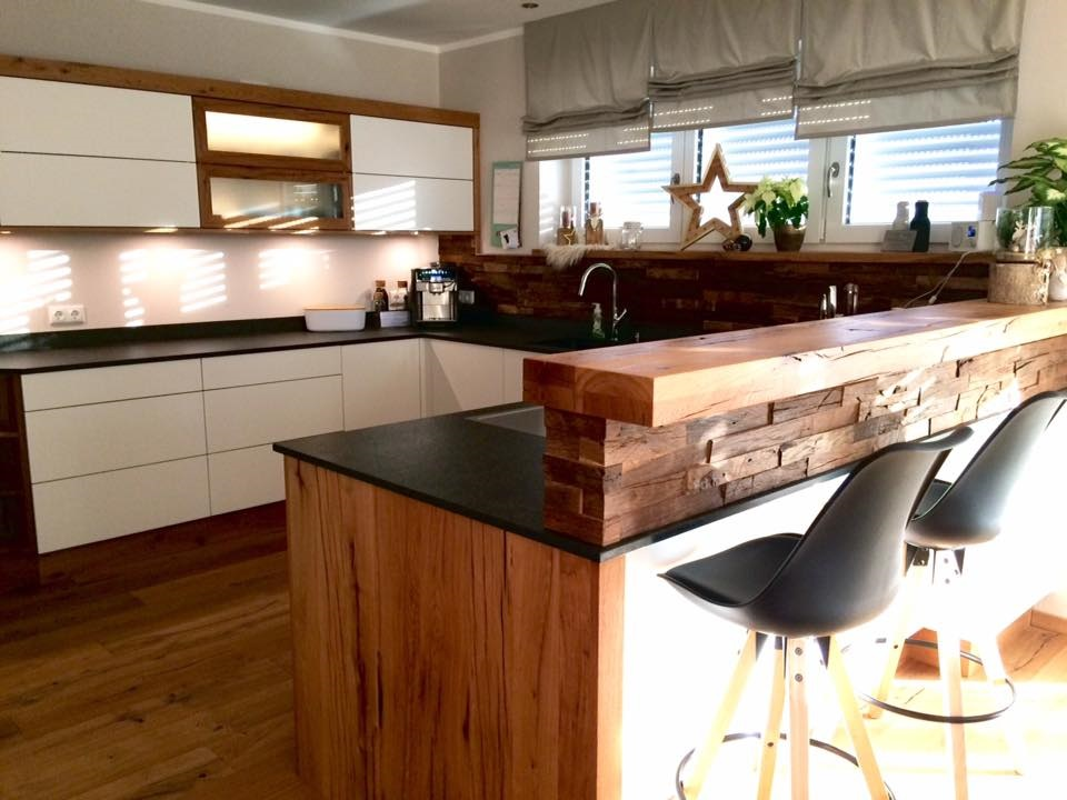 Outdoor Küche Aus Altem Holz : Küchen schreinerei schadl